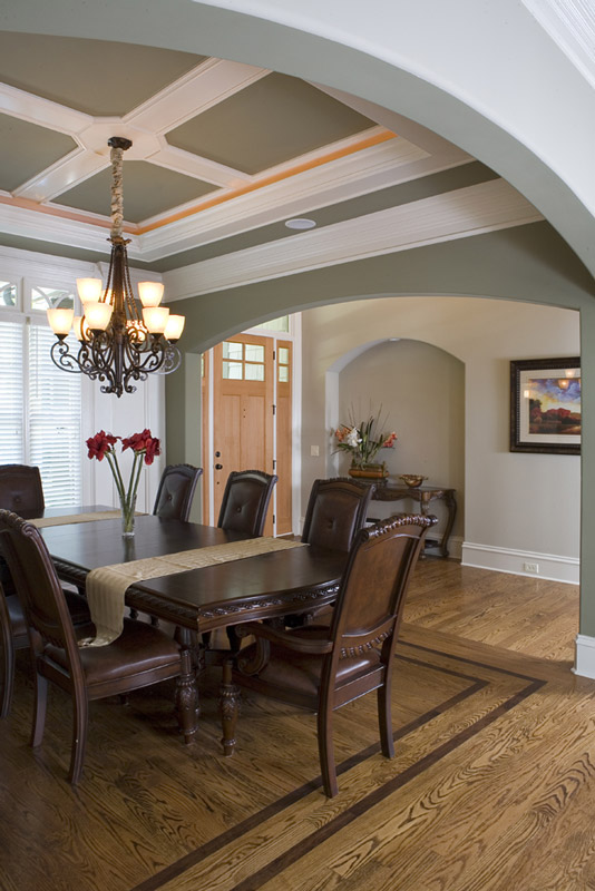 interior home addition
