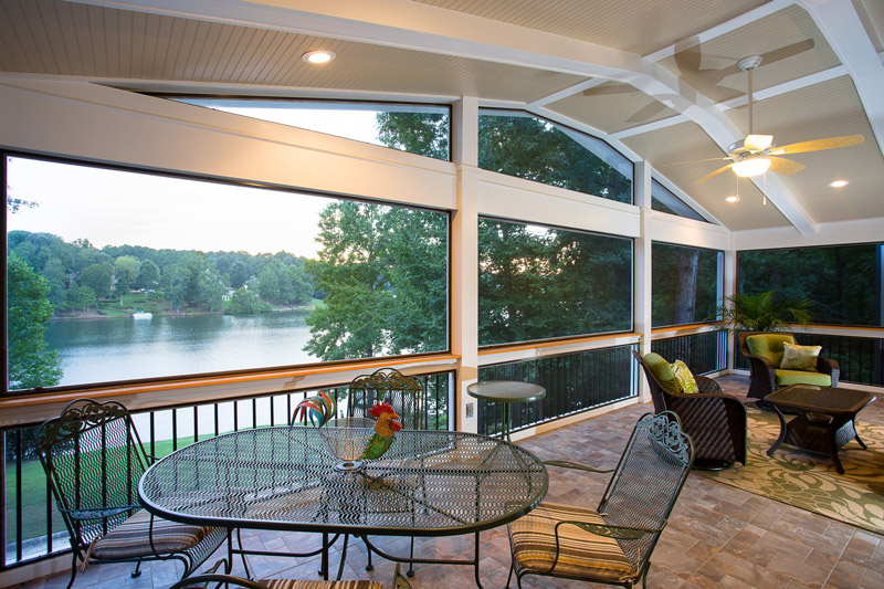 Outdoor Porches by Decks and More in Atlanta