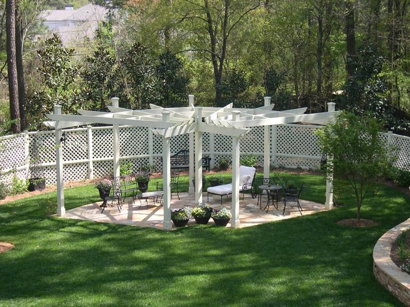 Outdoor Patios by Decks and More in Atlanta