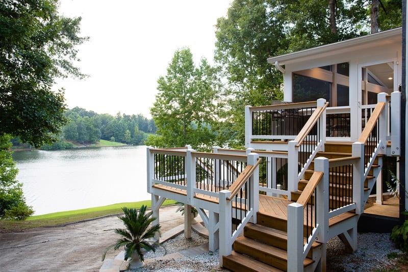 Branham Lakeview Porch at Atlanta, GA